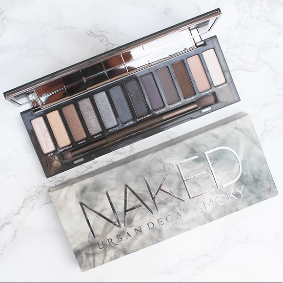 Urban Decay Other - 🆕 Urban Decay NAKED EYE SMOKY PALETTE